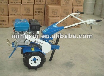 8HP small gear transmission gasoline power tiller