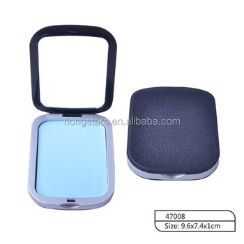 Good quality perfume blotting paper in mirror PU case