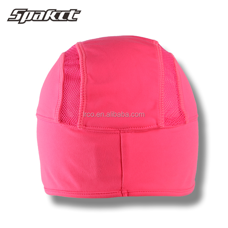 wholesale warm fleece cap winter cycling bike caps sport running caps