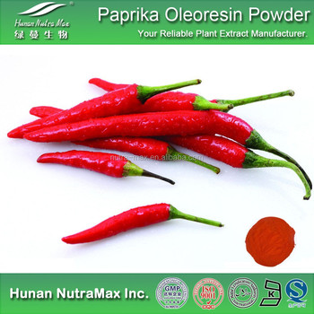 100% Natural Food Coloring Paprika Oleoresin Powder Price