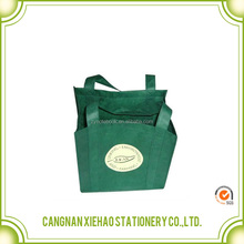 Hottest green span shopping bags