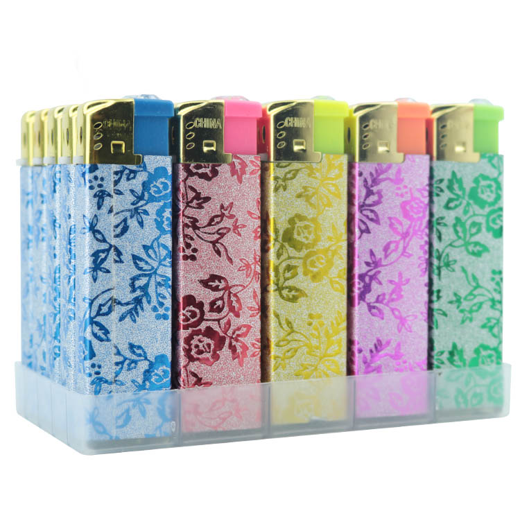 OEM wholesale electronic windproof lighter
