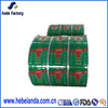 China Factory plastic wrapping roll film with custom logo design printing