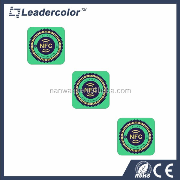 China manufacture passive rfid security tag for marathon match