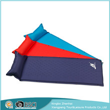 High quality waterproof outdoor camping inflatable mattress, inflatable air mattress