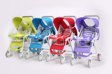 new styles music kids prams 360 degree rotate baby stroller wheel brake avaliable design