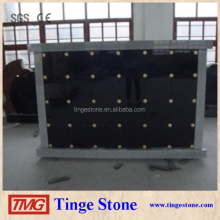 Natural stone granite columbarium 24-48 niches designs