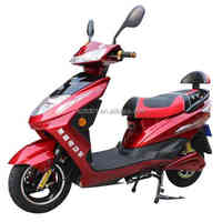 CE/EEC Approved Professional Adult Electric Motorcycle with pedal