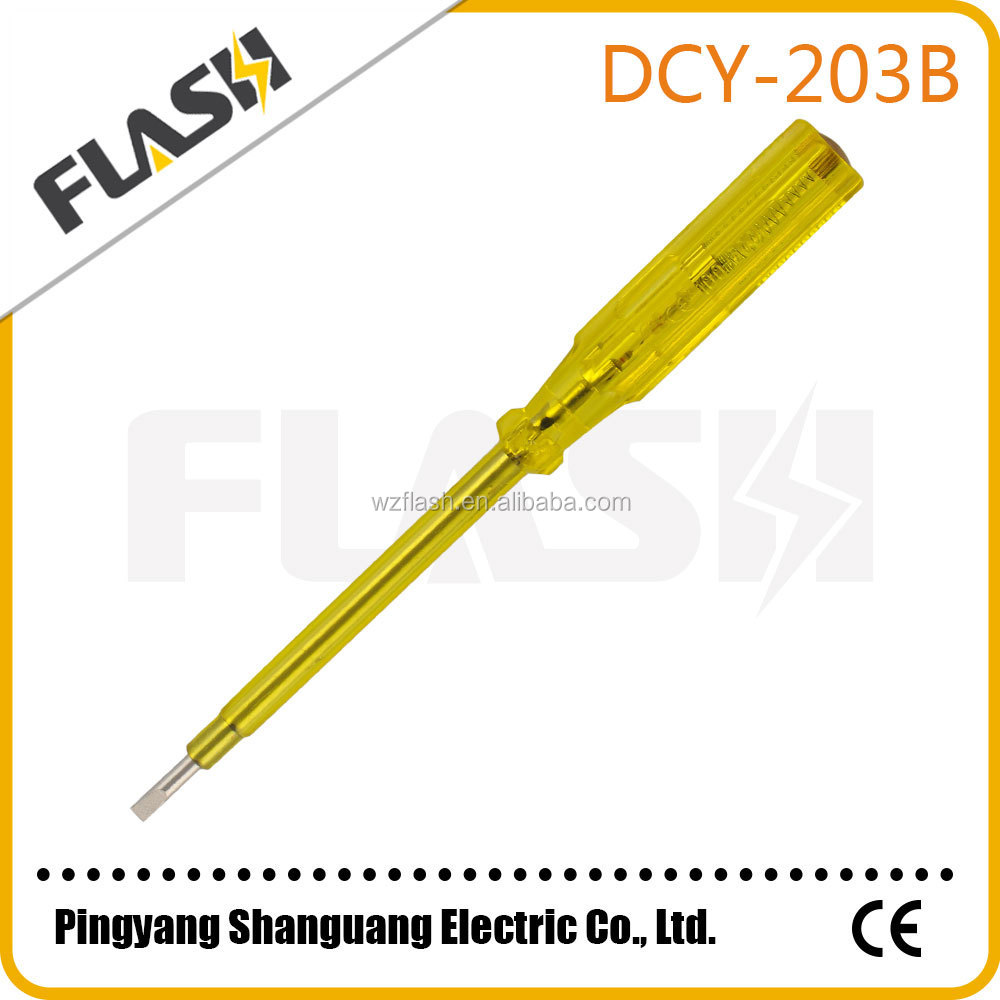 China Manufacturer Test Pencil Screwdriver Electric Test Pens
