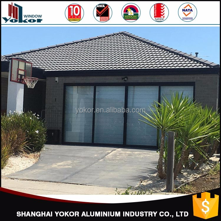 Australian Standard Aluminium sliding door for house and apartments