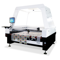 High speed auto feeding co2 tube fabric leather laser cutting machine price