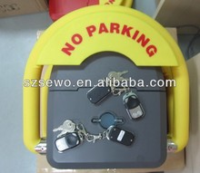 remote control Parking stopper/car space stopper /antheft car park lock