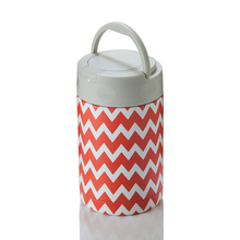 2018 Best Seller 500ml 304 Double Wall Stainless Steel Insulated Fancy Design Thermos Lunch Box With Leak Proof