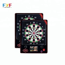 Indoor Sport Electronic Darts Electronic Dartboard Arcade Machine For Coin Operated