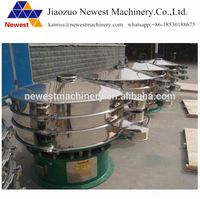 Factory offer circular sand vibration screen for mining/vibratory sieve machine/vertical vibrating screen