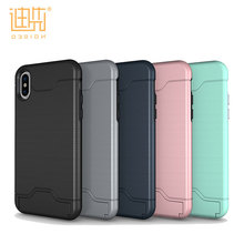 NEW! Hign quality TPU phone cover PC phone case for iphone 8