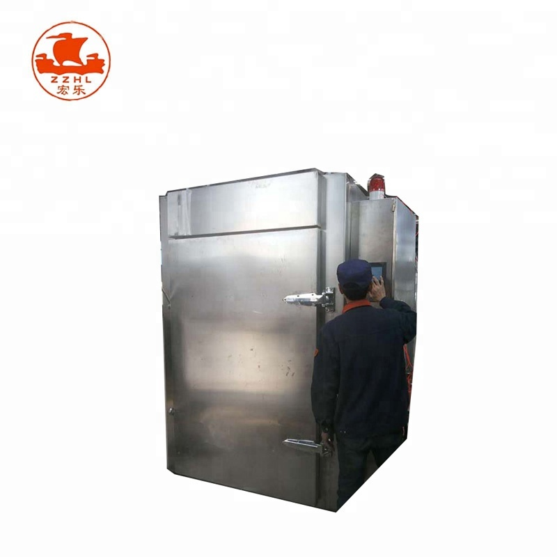 Commercial automatic meat smokehouse,smoking food machine price