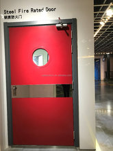 steel fire rated single swing door