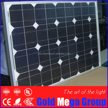 Custom design 100w sun power flexible solar panel wholesale