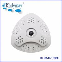 New Style Megapixel 360 degree security camera with Fish-eye lens