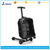 Hot sale new style luggage travel bags sky travel luggage bag with scooter