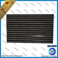 China manufacture customized 90% W tungsten alloy bar