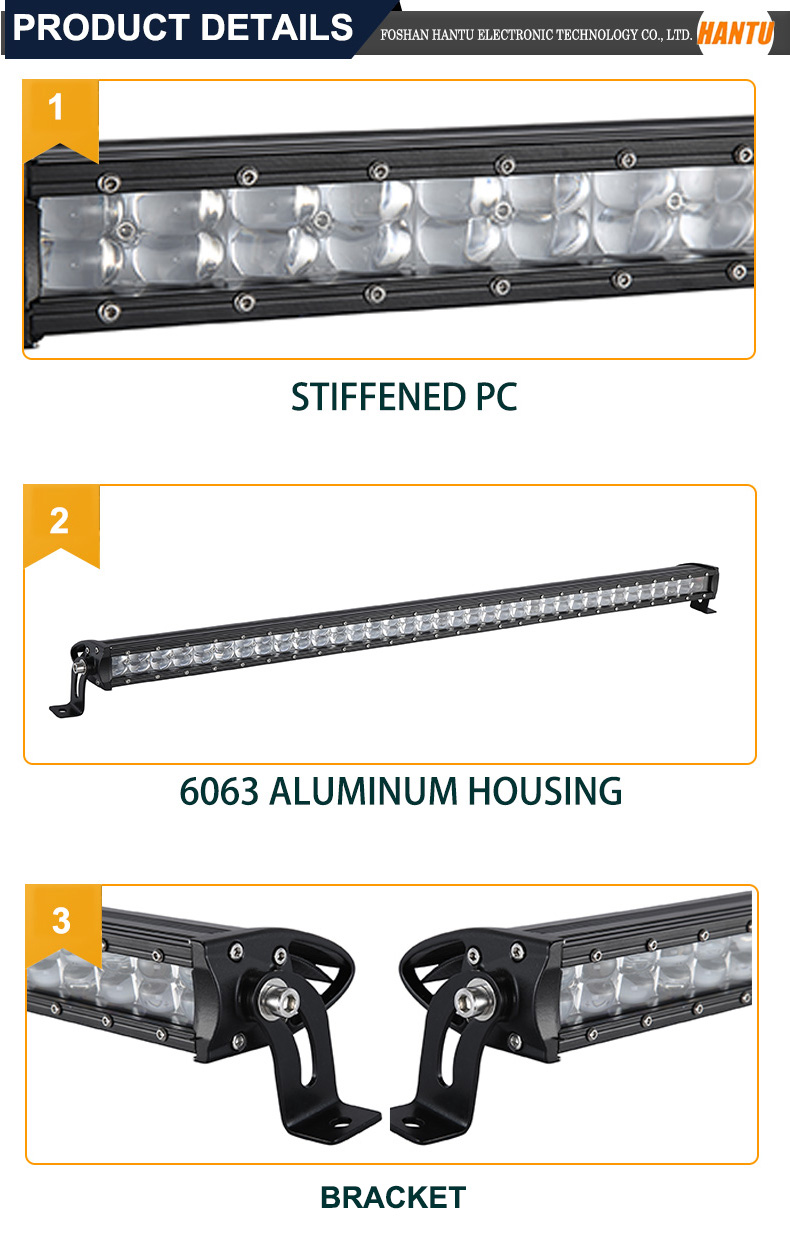 Hours automobile warning light bar