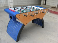 54*29*34cm Indoor Football Game Wooden MDF Football Table