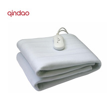 Polyester CE GS CB RoHS BSCI Approved Washable Electric Heated Blanket