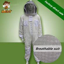 Full thicken bee protection coverall suit