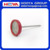 stainless steel BBQ meat thermometer