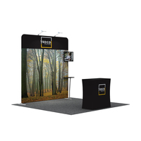 Trade Show Equipment 10ft Tension Display
