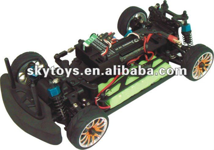 1/16 RC ELECTRIC CAR/rc model new&hot! 1/16th kyosho Electric Power On-Road touring car 94182