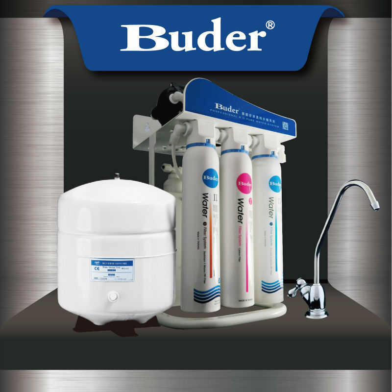 [ Taiwan Buder ] Pure water 7 stages reverse osmosis water filter