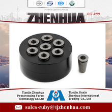 Prestressed Multi-strand Anchorage head for 12.7 and 15.2 PC strand for railway construction