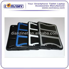 NEWEST DESIGN! Combo Stand Case with protective film for iPad Mini Accept Paypal