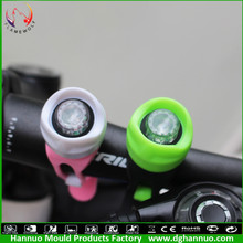 2015 New Design led light up flash glow shoelaces bike rear and front light