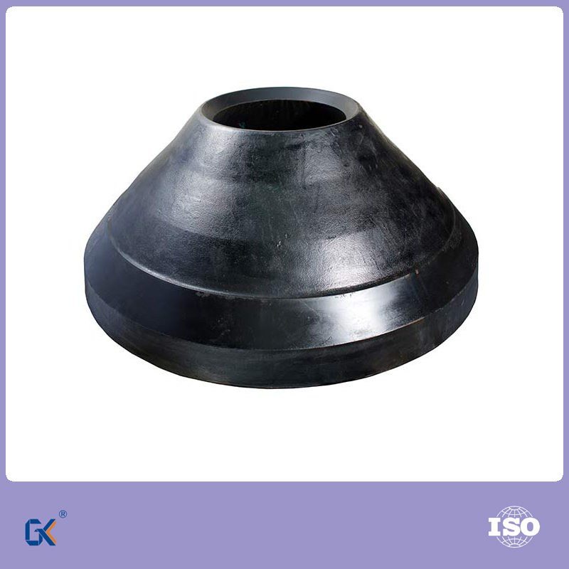 Cone crusher spare part mantle