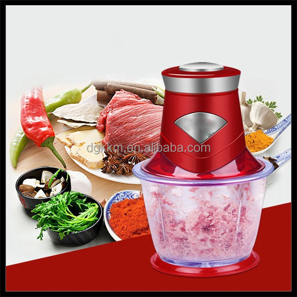 Household Stainless Steel manual food processor swift popular vegetable chopper/ food chopper Machines