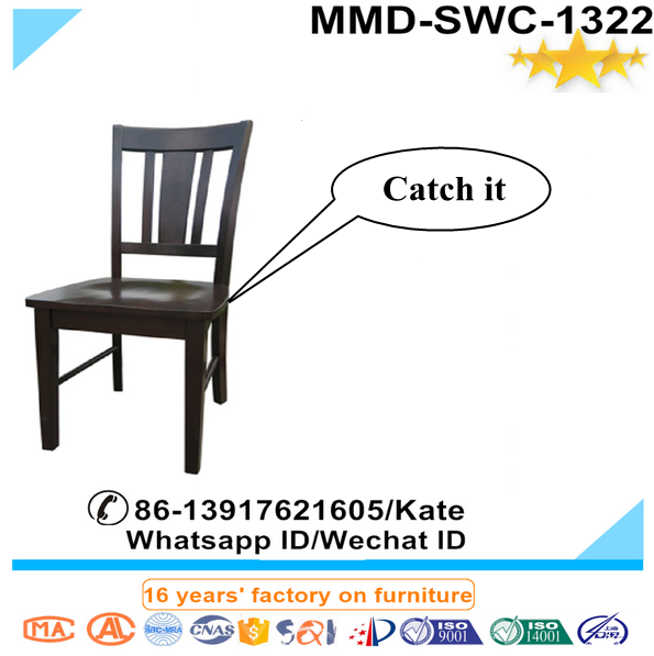 Competitive price no smell comfortable feel solid wood side chair,Dining Room Durable Side Chair at Lowest Marker Price