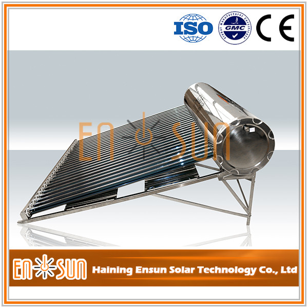 Excellent Material new design water tank heater solar