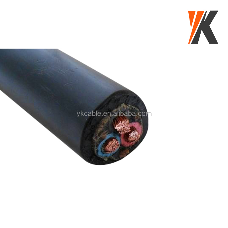 0.6/1KV waterproof round eps h07rn8f marine submersible pump power cable