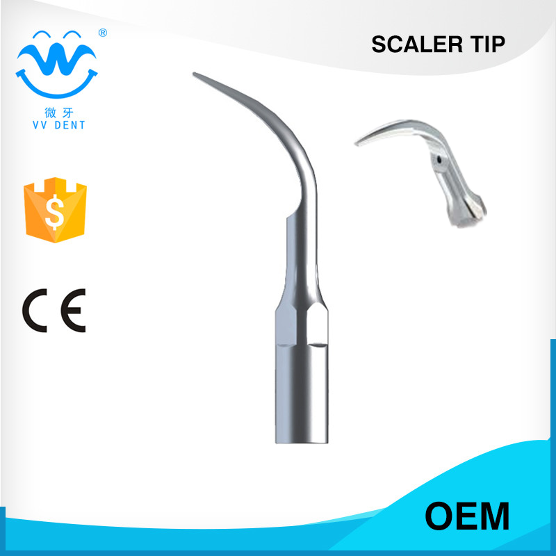 Brand new ultrasonic scaling tips oral tip chinese supplier for woodpecker ems scaler