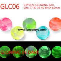 Wholesale Toy Vending Machine Rubber Toy Balls 32mm