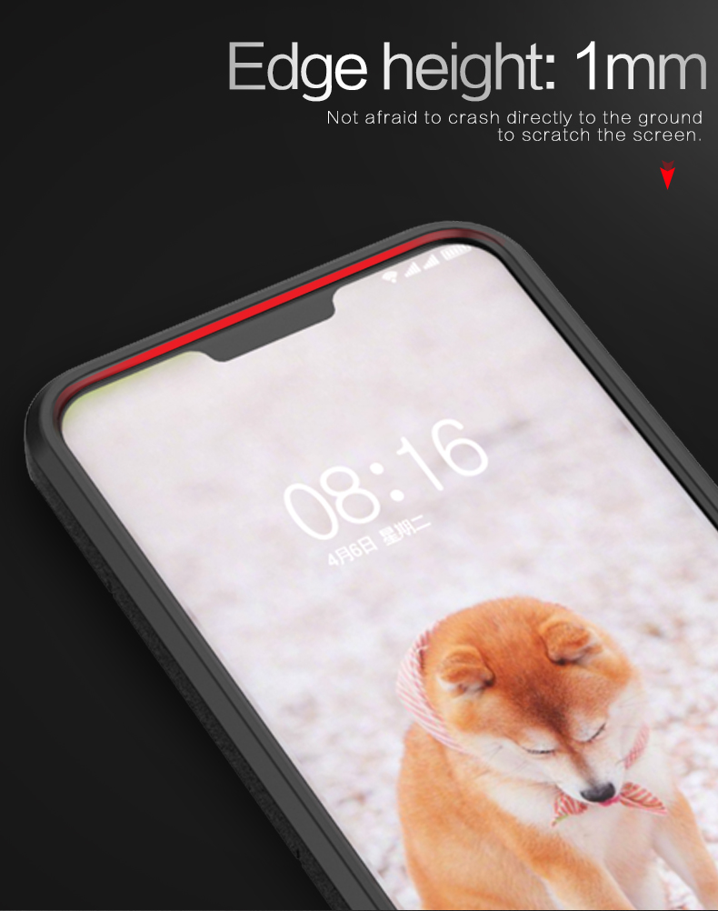 For Huawei mobile phone case accessories hybrid hard pc tpu shockproof back cover for huawei Nova 3i phone case