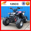125cc Racing Atv 4 Wheeler For