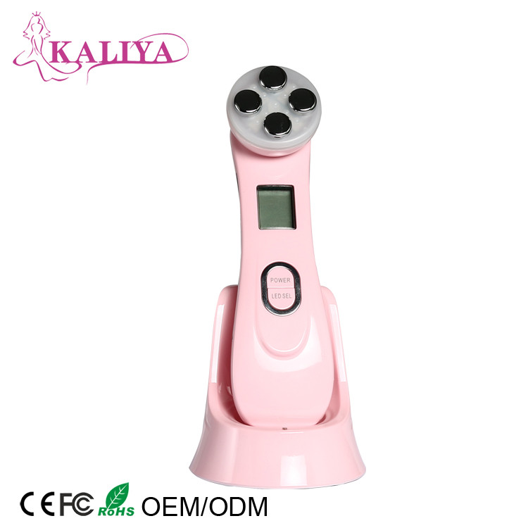 Portable Wrinkle Removal Massage / Multifunctional Beauty Machine