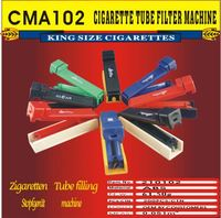 Factory Popular attractive style hottest cigarette tube filter machine reasonable price
