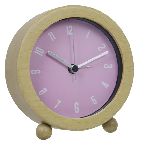 wedding decorations/ wood crafts desktop clocks/ kids digital alarm clocks