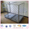 Foldable Powdered /Galvanized Wire /Tube Dog Crate/Pet Cages/Kennels